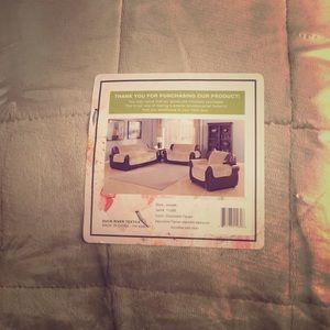 Other - Furniture blanket - Brand New